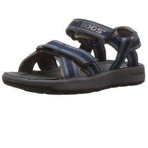 BOGS Unisex Kids Rio Sandal Stripes Water Shoe